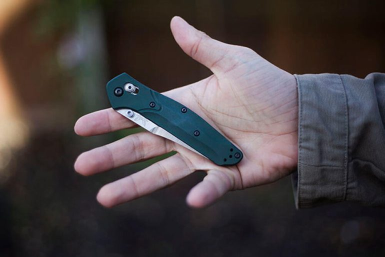 Benchmade 940 Review