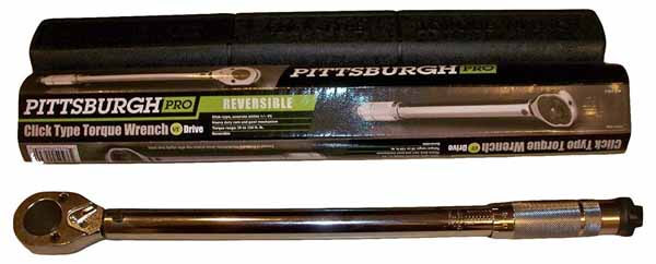 best size torque wrench for lug nuts